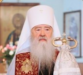 Священный Синод обратился к митрополиту Крутицкому и Коломенскому Ювеналию с просьбой продолжить управление Московской областной епархией