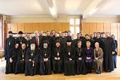 Архиепископ Егорьевский Марк возглавил торжественное открытие нового учебного года в Русской семинарии во Франции