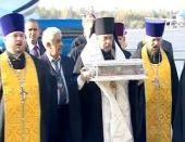 Десница святого Спиридона Тримифунтского доставлена в Санкт-Петербург