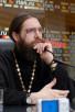Пресс-конференция в РИА «Новости», посвященная IV Международному фестивалю православных СМИ «Вера и слово»