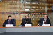 В РИА «Новости» прошла пресс-конференция, посвященная IV Международному фестивалю православных СМИ «Вера и слово»