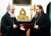 Подписано соглашение об определении сфер компетенции Издательского Совета Русской Православной Церкви и Отдела религиозного образования