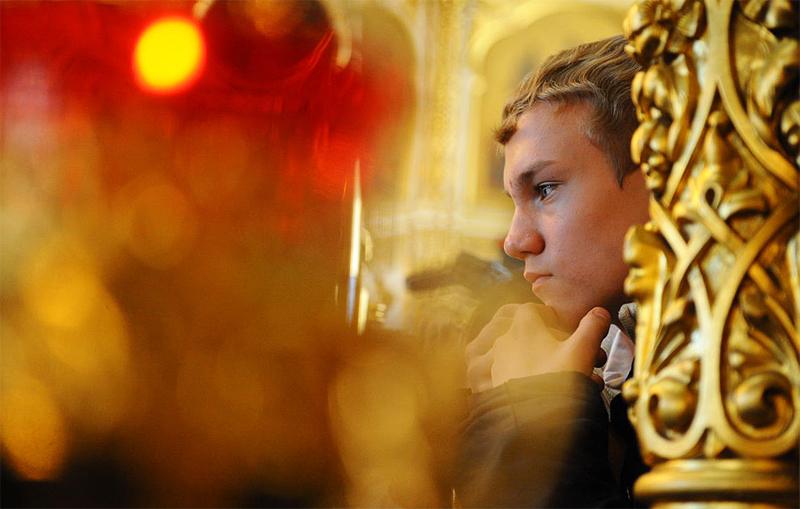 Патриаршее служение в храме Рождества Пресвятой Богородицы г. Орехово-Зуево. Хиротония архимандрита Геннадия (Гоголева) во епископа Каскеленского, викария Астанайской епархии