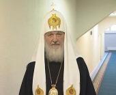 Святейший Патриарх Кирилл обратился с приветственным словом к пользователям официального видеоканала Русской Православной Церкви на YouTube