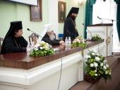 В Санкт-Петербургской духовной академии состоялся годичный акт