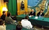 В Москве прошло заседание «Клуба православных журналистов»