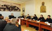 Состоялось первое заседание координационного совета Синодального информационно-просветительского отдела Украинской Православной Церкви