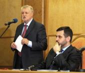 Председатель Совета Федерации С.М. Миронов встретился с участниками фестиваля «Вера и слово»