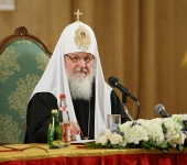 Святейший Патриарх Кирилл: Идет процесс омоложения Церкви, и наша проповедь должна это учитывать