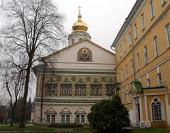 Предстоятель Русской Церкви возглавил торжества, посвященные 325-летию Московской духовной академии