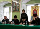 Подписано соглашение о сотрудничестве между Московской духовной академией и Православным Свято-Сергиевским богословским институтом в Париже