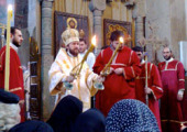 Митрополит Волоколамский Иларион принял участие в юбилейных торжествах в Мцхете