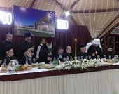 Делегация Русской Православной Церкви приняла участие в приеме по случаю 1000-летия собора «Светицховели»