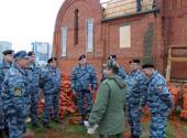 На базе московского ОМОНа возводится храм памяти сотрудников спецподразделений милиции, погибших при исполнении служебного долга