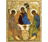 В Третьяковской галерее пройдет выставка «Андрей Рублев. Подвиг иконописания. К 650-летию великого художника»