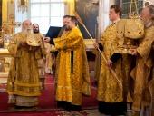 В северной столице России отметили тезоименитство митрополита Санкт-Петербургского и Ладожского Владимира