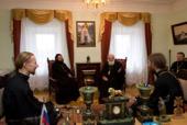 Делегация Управления делами Московской Патриархии посетила Вятскую епархию