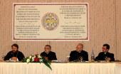 Митрополит Волоколамский Иларион выступил на православно-католическом форуме на Родосе