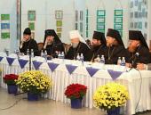 Блаженнейший митрополит Киевский Владимир выступил на открытии международной конференции «Координация работы паломнических служб Украинской Православной Церкви»