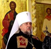 Митрополит Рижский Александр удостоен высокой государственной награды Латвии