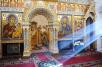 Чин Великого освящения храма Святой Живоначальной Троицы в Хохлах и Божественная литургия в новоосвященном храме