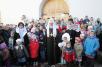 Патриарший визит в Калининградскую епархию. Освящение православного детского сада