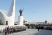Патриарший визит в Калининградскую епархию. Освящение памятника святителю Николаю Чудотворцу в Калининграде
