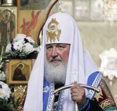 Слово Святейшего Патриарха Кирилла после Божественной литургии в праздник Казанской иконы Божией Матери