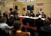 Издательский Совет Русской Православной Церкви ведет работу по формированию единого библиотечного каталога