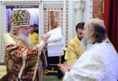 Архимандрит Варнава (Сафонов) хиротонисан во епископа Павлодарского и Усть-Каменогорского