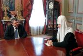 Святейший Патриарх Кирилл: Реформирование Вооруженных сил России должно включать духовное и культурное измерения
