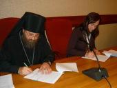 В Калининграде состоялось подписание договоров о передаче объектов религиозного назначения в собственность Русской Православной Церкви