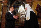 Стенограмма встречи Президента РФ Д.А. Медведева и Святейшего Патриарха Кирилла 30 ноября 2010 года