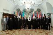 Состоялось первое заседание Координационного комитета по поощрению социальных, образовательных, информационных, культурных и иных инициатив под эгидой Русской Православной Церкви