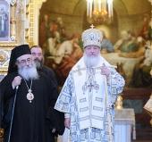 Слово Святейшего Патриарха Кирилла после Божественной литургии в день памяти святителя Филарета, митрополита Московского