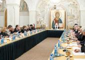Состоялось первое заседание Патриаршего совета по культуре