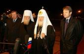 Начался Первосвятительский визит Святейшего Патриарха Кирилла в Екатеринодарскую епархию