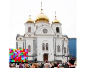 Войсковой собор святого благоверного князя Александра Невского в Краснодаре
