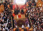 Слово архимандрита Иннокентия (Ерохина) при наречении во епископа Уссурийского, викария Владивостокской епархии