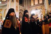 Святейший Патриарх Кирилл совершил наречение архимандрита Иннокентия (Ерохина) во епископа Уссурийского, викария Владивостокской епархии