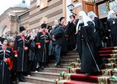 C 5 по 7 декабря состоялся визит Святейшего Патриарха Кирилла в Екатеринодарскую и Кубанскую епархию