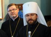 Состоялась встреча председателя ОВЦС с православным капелланом Войска Польского
