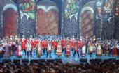 Председатель Синодального комитета по взаимодействию с казачеством принял участие в награждении финалистов фестиваля «Казачий круг» в Государственном Кремлевском дворце