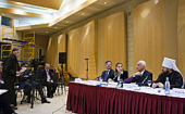 Председатель ОВЦС принял участие в пресс-конференции, посвященной Рождественскому фестивалю духовной музыки
