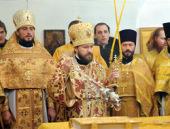 Митрополит Волоколамский Иларион возглавил актовый день в Общецерковной аспирантуре и докторантуре