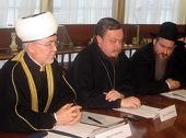 Межрелигиозный совет России провел заседание, посвященное проблемам межнациональных отношений