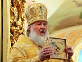 Слово Предстоятеля Русской Церкви после Божественной литургии в день памяти святителя Николая Чудотворца