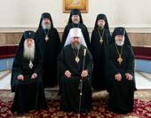 Состоялось первое заседание Синода Митрополичьего округа Русской Православной Церкви в Республике Казахстан