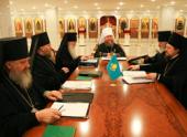 Обращение Синода Митрополичьего округа в Республике Казахстан к священнослужителям, монашествующим и всем верным чадам Православной Церкви Казахстана