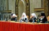 В Храме Христа Спасителя началась работа Епархиального собрания города Москвы